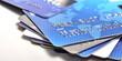 Leinwanddruck Bild - Tarjetas de crédito
