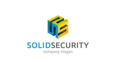 Solid Security Logo