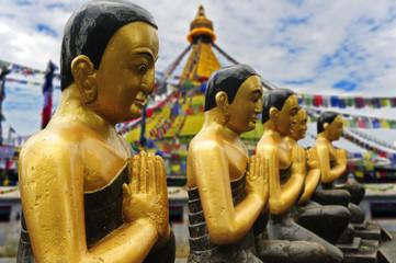 Buda en Nepal