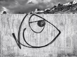 Murales a Castro Marina