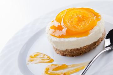Orange And Cream Dessert