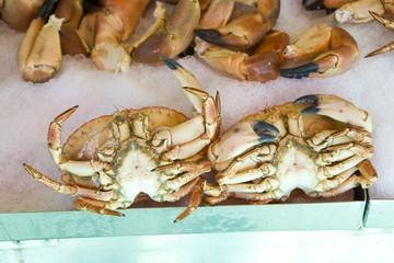 crabs, Norway