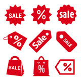 Sales Labels and Tags