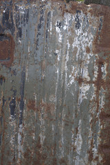 Rusty metal sheet. Background. Photo.
