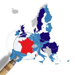 La Francia sotto osservazione - France under scrutiny