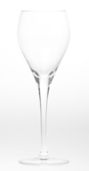 wine glass for champagne