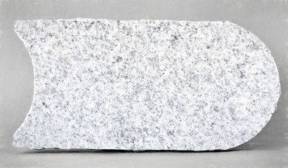 granite plate  - illustration based on own photo image