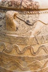 Minoan Jar at Knossos Palace
