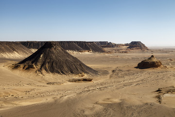 Pharaonic Basalt Stone-pit