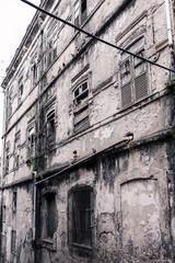 Verfallenes Haus in Salvador de Bahia/Brasilien