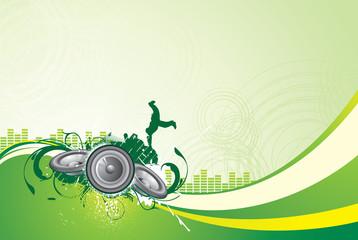 Speakers Background