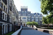 壁紙(ウォールミューラル) - ニューヨーク市立大学