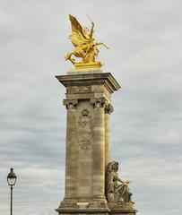 Alexandre III bridge.