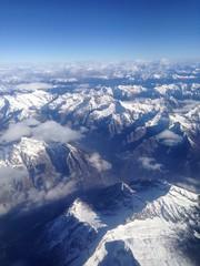 spettacolo Alpi