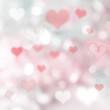 Zdjęcia na płótnie, fototapety, obrazy : Valentine's Day background