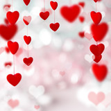 Valentine's Day background - 75706412