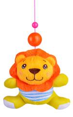 Toy pendant rattle