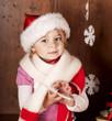 child-Santa Claus