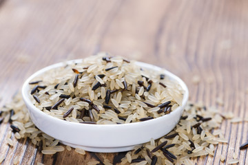 Mixed Rice (with Wild Rice)
