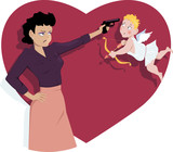 No to Saint Valentine's Day