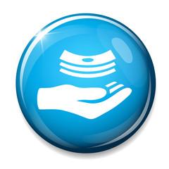 Cash sign icon. Money symbol.