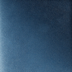 Blue leather dot background