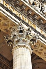 Panteón de París, arquitectura neoclásica, Soufflot