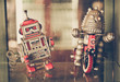 old classic robot toys - 75717213