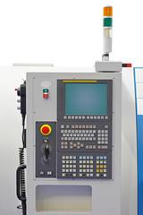 Control panel machine