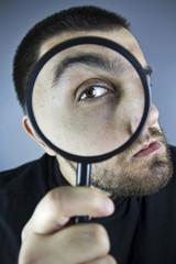 Searching Man