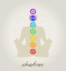 Chakras body