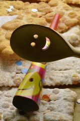 Crostoli Galani Sfrappole Carnevale Chiacchiere Frappe