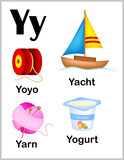 Fototapety Alphabet letter Y pictures