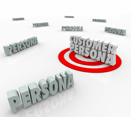 Customer Buyer Persona Character Wants Needs Marketing Story