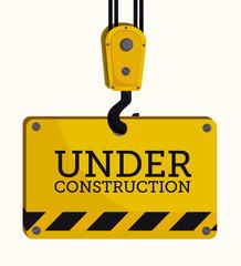 Construction design,vector ilustration.
