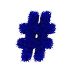 blue grass symbols mathematics