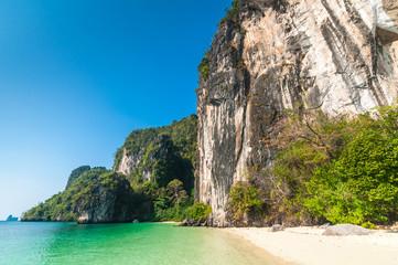 Koh Hong island bay, Andaman Sea - Thailand