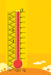 Thermometer Fundraiser