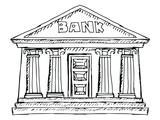 building of bank