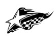 Racing sport icon - 75729487