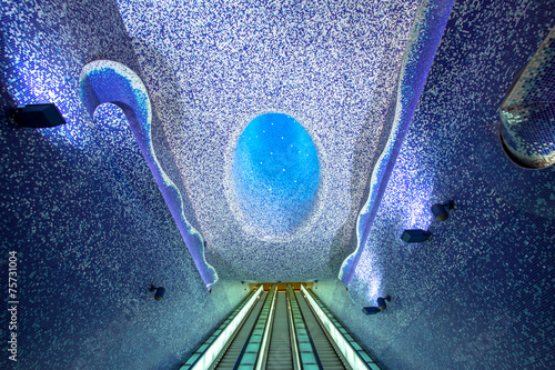Toledo subway station, Naples - 75731004
