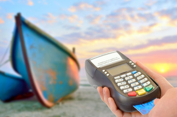 Electronic Buying vacation
