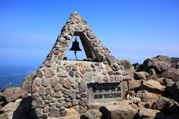 Summit of Mt. Iwaki, Aomori,Japan
