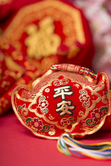 Chinese new year's decoration.