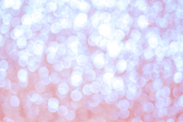 Blurred abstract background,Gold Bokeh light , sparkling theme