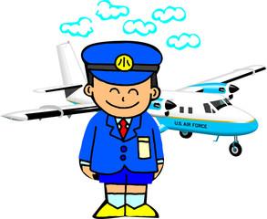 aviator small children