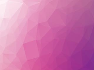 abstract triangular pink purple background