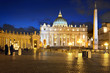 St. Peter's Basilica, Rome