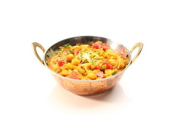 ヒヨコ豆のカレー