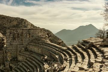 Termessos theatre, Turkey